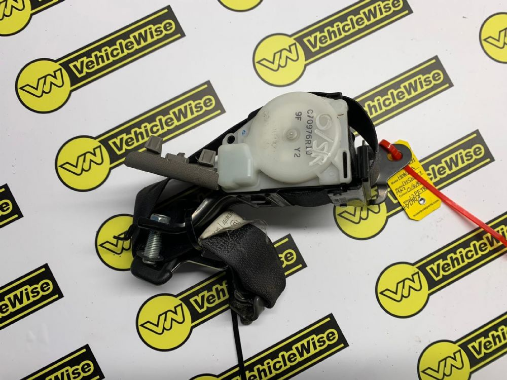 2010 HONDA INSIGHT 1.3 HYBRID DRIVERS SIDE REAR SEATBELT - C70976R10 [BP]